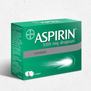 BAYER ASPIRIN 500MG X 8DRJ