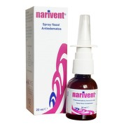 NARIVENT SPRAY NAZAL 20ML