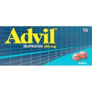 ADVIL 200MG X 10DRJ