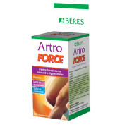 BERES ARTROFORCE + VITAMINA C 60CPR FILMATE