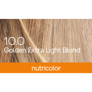 NUTRICOLOR NB00100 VOPSEA PAR 10.0 LIGHT BLOND 140ML
