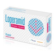 TERAPIA LOPERAMID 2MG X 10CPS