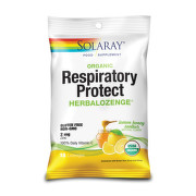 SECOM RESPIRATORY PROTECT DROPSURI LEMON HONEY SOOTHER 18BUC