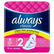 ALWAYS SUPER PLUS MAXI ABSORBANTE 9BUC
