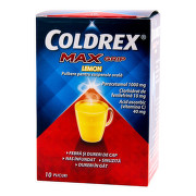 COLDREX MAXGRIP LEMON 10PLICURI