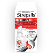 STREPSILS INTENSIV SPRAY 15ML