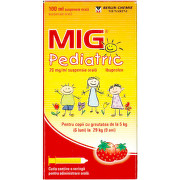 MIG PEDIATRIC 20MG/ML SUSPENSIE ORALA 100ML