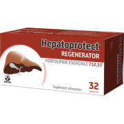 HEPATOPROTECT REGENERATOR 32CPS MOI