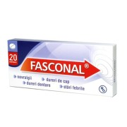 FASCONAL 20CPR