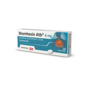 ANTIBIOTICE IASI BROMHEXIN 8MG X 20CPR