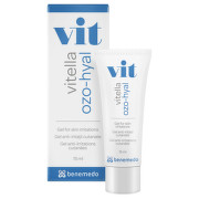 VITELLA OZO-HYAL GEL ANTIIRITATII 15ML