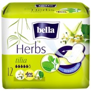 BELLA HERBS FLOARE DE TEI ABSORBANTE 12BUC