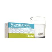 FLUIMUCIL 600MG X 10CPR EFERVESCENTE
