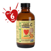 SECOM VITAMIN C COPII SIROP 118.5ML