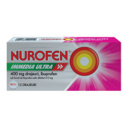 NUROFEN IMMEDIA ULTRA 400MG X 12DRJ