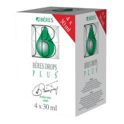 BERES DROPS PLUS 4FLACOANE X 30ML