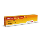 CLAFEN 10MG/G GEL 40G