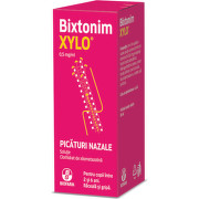 BIXTONIM XYLO 0.5MG/ML PICATURI NAZALE 10ML