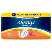 ALWAYS NORMAL PLUS DUO PACK ABSORBANTE 20BUC