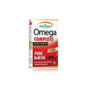 JAMIESON 7846 OMEGA COMPLET PURE KRILL 1000MG X 30CPS MOI