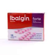 IBALGIN FORTE 400MG X 12CPR FILMATE