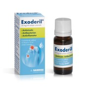 EXODERIL 10MG/ML SOLUTIE CUTANATA 10ML