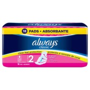ALWAYS SUPER PLUS DUO PACK ABSORBANTE 18BUC
