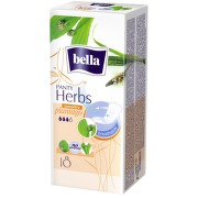 BELLA HERBS PANTY SENSITIVE PATLAGINA ABSORBANTE 18BUC