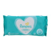 PAMPERS SERVETELE UMEDE BABY SENSITIVE 52BUC