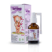 LARIDEP SPRAY ORAL 30ML