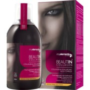 BEAUTIN COLLAGEN MAGNEZIU MANGO PEPENE GALBEN LICHID 500ML