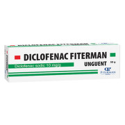 FITERMAN DICLOFENAC 10MG/G UNGUENT 50G