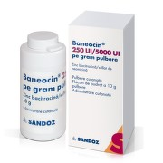 BANEOCIN PULBERE 10G
