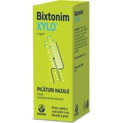 BIXTONIM XYLO 1MG/ML PICATURI NAZALE 10ML