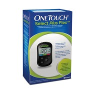 ONE TOUCH GLUCOMETRU SELECT PLUS FLEX 1BUC