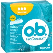 O.B. PROCOMFORT NORMAL TAMPOANE 8BUC